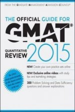Official Guide for GMAT Quantitative Review 2015 With Online