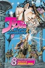 Jojo´s Bizarre Adventure, Volume 8