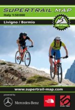 Supertrail Map Bormio / Livigno