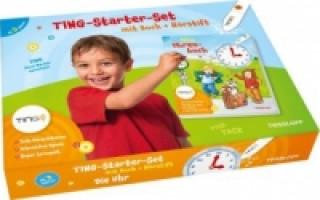 Die Uhr, TING-Starter-Set m. Buch u. Hörstift