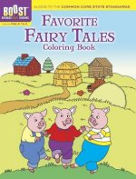BOOST Favorite Fairy Tales Coloring Book