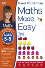 Maths Made Easy: Beginner, Ages 5-6 (Key Stage 1)