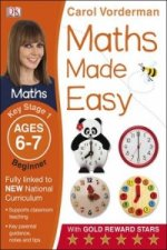 Maths Made Easy: Beginner, Ages 6-7 (Key Stage 1)