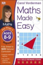 Maths Made Easy: Beginner, Ages 8-9 (Key Stage 2)