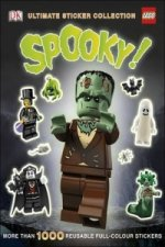 LEGO (R) Spooky! Ultimate Sticker Collection