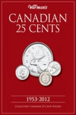 Canadian 25 Cents 1953 - 2012