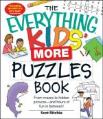 Everything Kids' More Puzzles Book