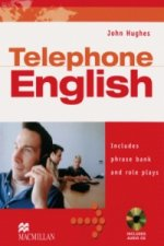 Telephone English, Student's Book w. Audio-CD