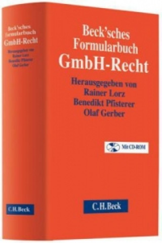 Becksches Formularbuch GmbH-Recht