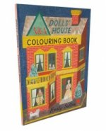 Dolls' House Colouring Book