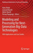 Modeling and Processing for Next-Generation Big-Data Technologies, 1
