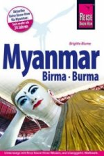 Reise Know-How Myanmar, Birma, Burma