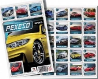 Pexeso 32 AUTO SPEED