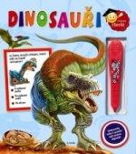Dinosauři + elektronická tužka (Doktor Vševěd)