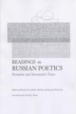 Readings in Russian Poetics