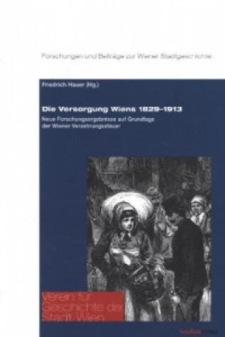 Die Versorgung Wiens 1829-1913