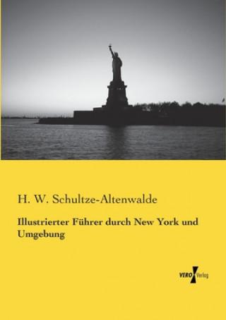 Illustrierter Fuhrer durch New York und Umgebung
