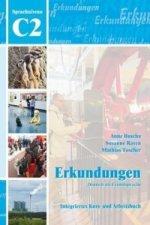 C2 Integriertes Kurs- und Arbeitsbuch, m. Audio-CD
