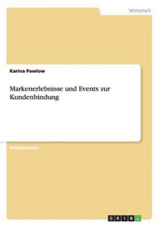 Markenerlebnisse und Events zur Kundenbindung