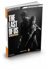 Last of Us Remastered Signature Series Strategy Guide