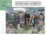 Edward Gorey 1000-Piece Jigsaw Puzzle