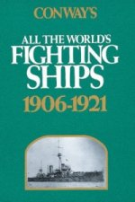 Conway's All the World's Fighting Ships, 1906-1921