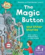 Oxford Reading Tree Read with Biff Chip & Kipper: The Magic Button and Other Stories, Level 2 Phonics and First Stories
