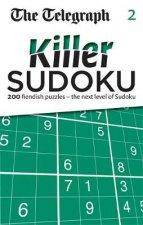 Telegraph: Killer Sudoku 2