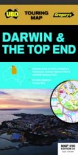 Darwin and the Top End Map 590 20th