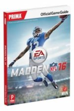 Madden NFL 16 Official Strategy Guide