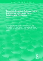Economic Research Relevant to the Formulation of National Urban Development Strategies