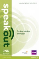 Speakout Pre-Intermediate 2nd Edition Workbook without Key