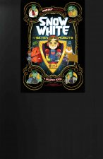 Snow White and the Seven Robots: A Graphic Novel