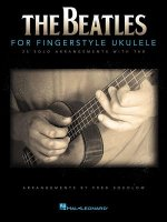 Beatles For Fingerstyle Ukulele