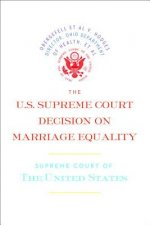 Us Supreme Court Decision on Marriage Equality