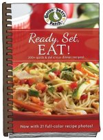 Ready, Set Eat! Cookbook with Photos