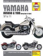 Yamaha XVS650 & 1100 Drag Star/V-Star (97 - 11)
