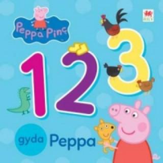 Peppa Pinc: 1 2 3 gyda Peppa