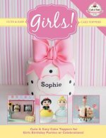 Cute & Easy Cake Toppers for Girls!