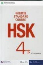 HSK Standard Course 4B - Workbook