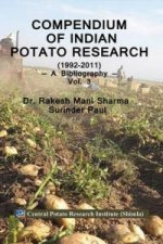 Compendium of Indian Potato Research 1992-2011: A Bibliography