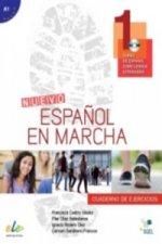 Nuevo Espanol en Marcha 1 : Exercises Book + CD
