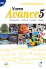 Nuevo Avance 5 Exercises Book + CD B2.1