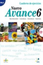 Nuevo Avance 6 Exercises Book + CD B2.2