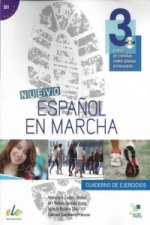 Nuevo Espanol en Marcha 3: Exercises Book with CD Level B1