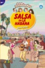 Salsa en la Habana: Easy Reader in Spanish Level A1+