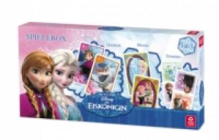 Frozen - Spielebox 3 in 1