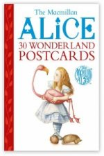 Macmillan Alice Postcard Book