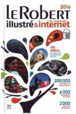 Le Robert illustré & son dictionnaire internet 2016