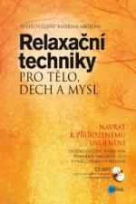 Relaxační techniky pro tělo, dech a mysl